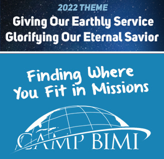 Camp BIMI: Finding Where You Fit in Missions