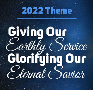 2021 Theme: God's Saving Health